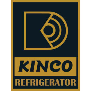 """Taiwan """"Kinco"""" Commercial Stainless Steel Refrigerator"""
